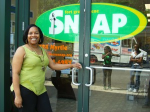 Fort Greene SNAP Resource Center Welcomes You
