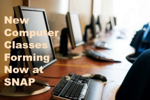 SNAP COMPUTER classes forming